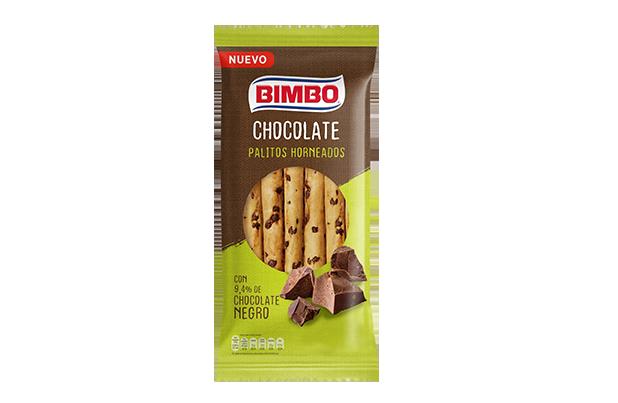 Palitos chocolate