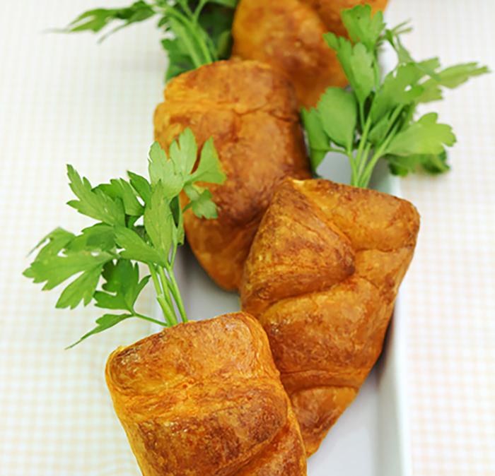 Croissant Zanahoria