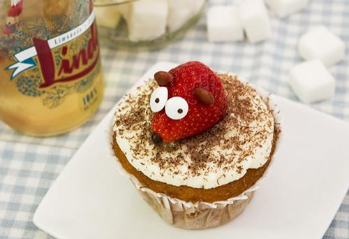 Cupcake ratoncito