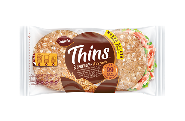 Thins® 8 Cereales
