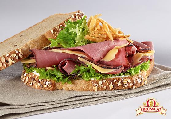 Sándwich Oroweat de Rosbif de Ternera